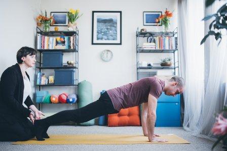 Yoga Plank -1