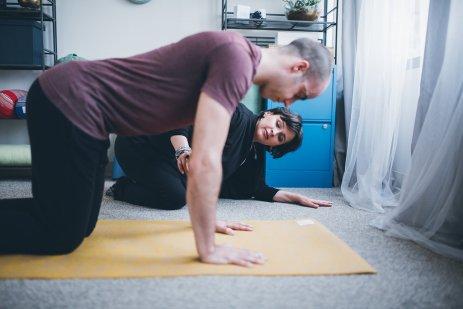 Yoga Tabletop